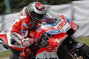 Fairing baru Ducati bagian dari desain homologasi