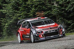 Fotogallery: il debutto di Loeb sulla CItroen C3 WRC Plus