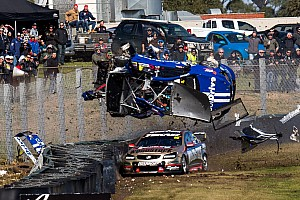 Supercars Breaking news Supercars confirms Sandown safety upgrades