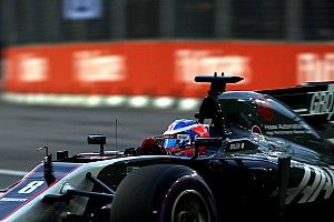 """Grosjean s'attend à """"deux heures de souffrance"""" avec la chaleur"""