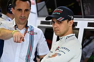 F1 Noticias de última hora Felipe Massa solamente ve a Williams como opción para seguir en F1