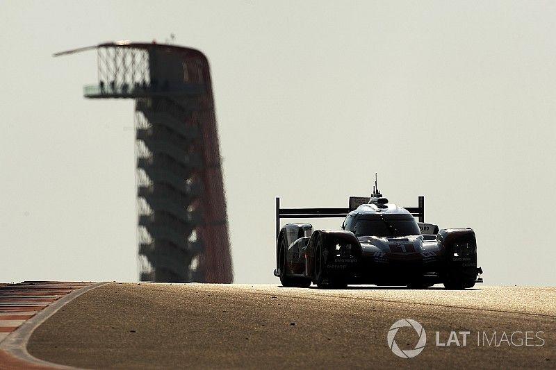 WEC 6h Austin: Last-Minute-Pole für #1 Porsche