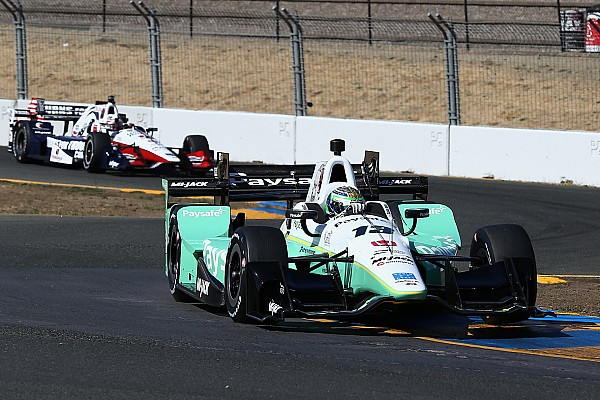 IndyCar Breaking news Claman DeMelo ready for IndyCar or Indy Lights in 2018