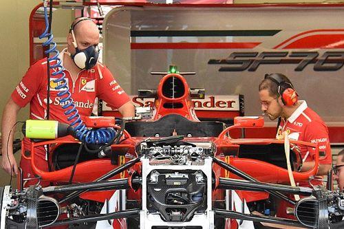Ferrari: perché i meccanici hanno bisogno della mascherina?