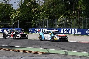 Chilton batte in volata Huff nella Opening Race di Monza