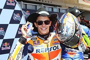 Grâce à sa victoire, Márquez se relance au championnat