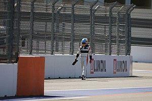 Alonso gagal start di GP Rusia