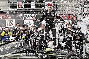IndyCar Breaking news Newgarden says