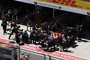 Ricciardo minta Red Bull segera atasi masalah pengereman