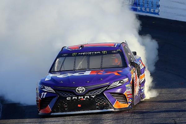 NASCAR Cup Prima vittoria stagionale per Danny Hamlin in New Hampshire