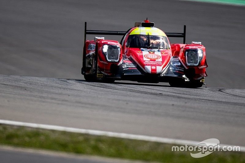 Manor hit with seven-minute penalty for Nurburgring race