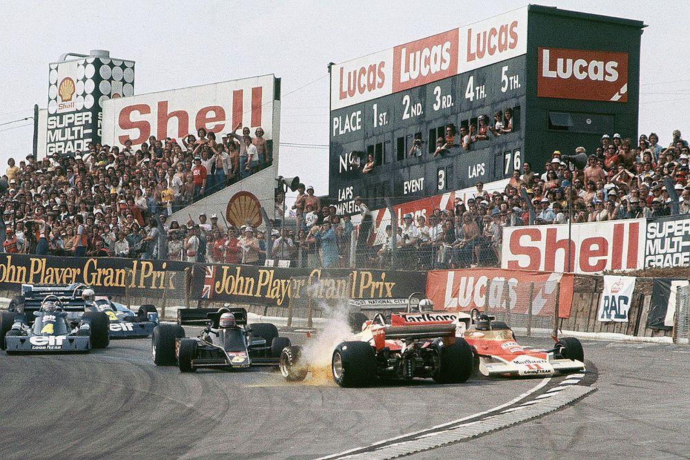 James Hunt, de Brands Hatch à la gloire de Fuji