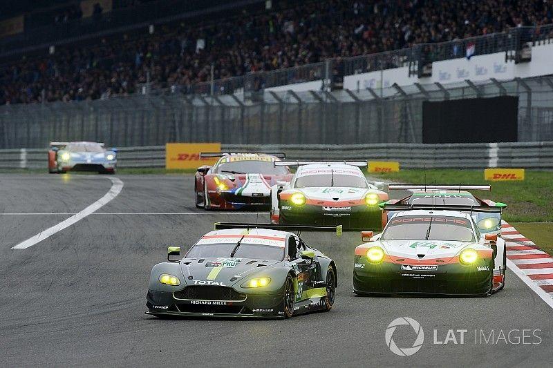 WEC's GTE qualifying race idea put on hold