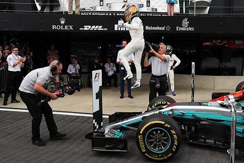 Classifica Mondiale Costruttori: la Mercedes fa il vuoto sulla Ferrari!