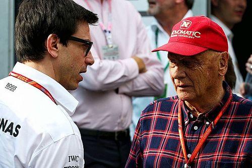 Mercedes: Lauda aveva scommesso sulla pole position di Vettel!
