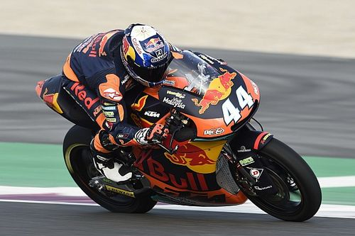 Moto2 Argentina: Oliveira ungguli Morbidelli di kualifikasi