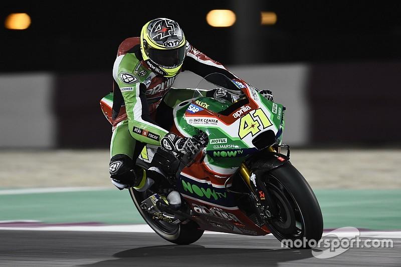 Эспаргаро назвал свой результат в Катаре «похожим на сон»