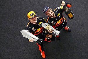 Ricciardo: Yarıştığım en güçlü takım arkadaşı Verstappen