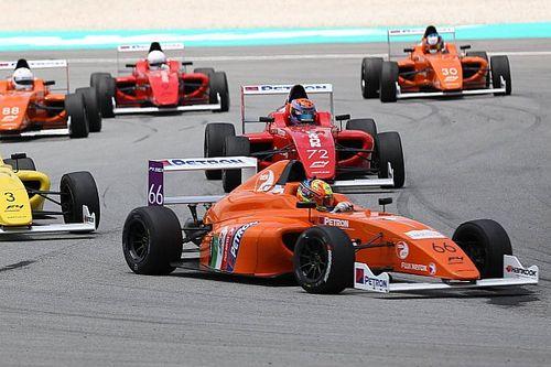 Malaysia F4 SEA: Chatterjee scores quartet of podiums
