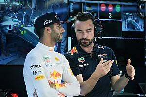 Ricciardo: Perdre mon ingénieur a joué dans mon départ de Red Bull