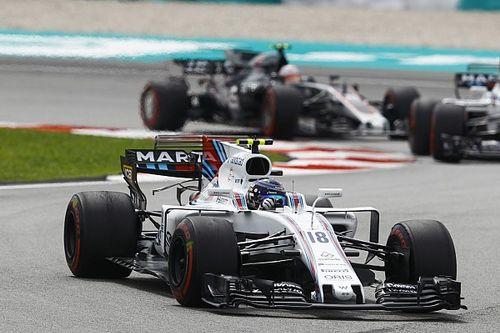 Williams Massa/Stroll sıra değişiminin Vandoorne'a yaradığını kabul ediyor