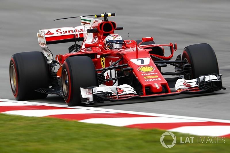 Sepang, Libere 3: la Ferrari si conferma, ma Vettel cambia motore!
