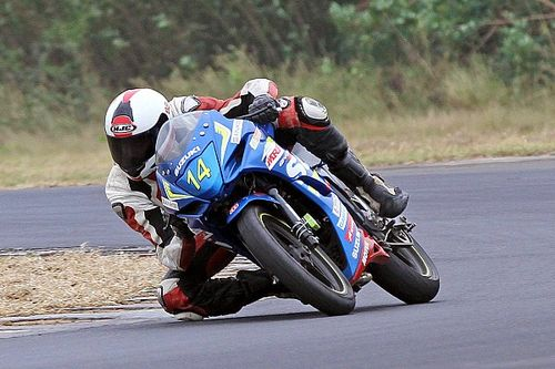 Chennai III Suzuki Gixxer: Vidhuraj bags title with podium in final round