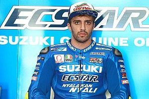 """Iannone Q&A: """"I've nothing to prove, and nor has Suzuki"""""""