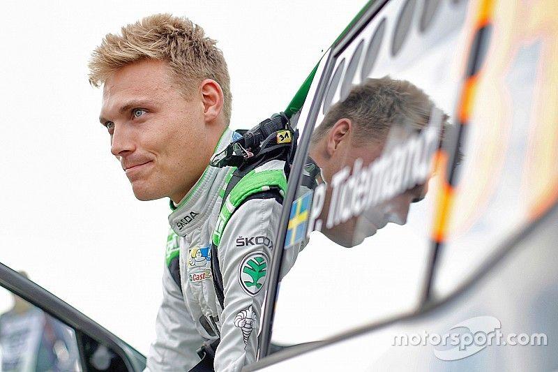 Tidemand disputará dos rallies del WRC con M-Sport
