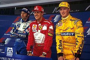 """Jordan: """"Michael, Ralf'in Williams'a gidebilmesi için bana 2 milyon pound ödedi"""""""