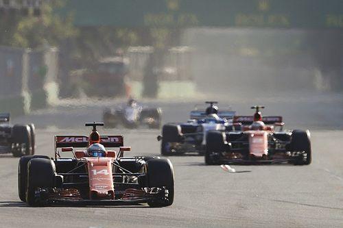 Boullier n'est pas enthousiasmé par les points de McLaren