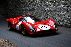 Historisch News Die schönsten Sportwagen beim Goodwood Festival of Speed 2017