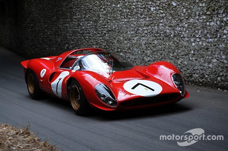 GALERÍA: los bellos coches deportivos de Goodwood 2017