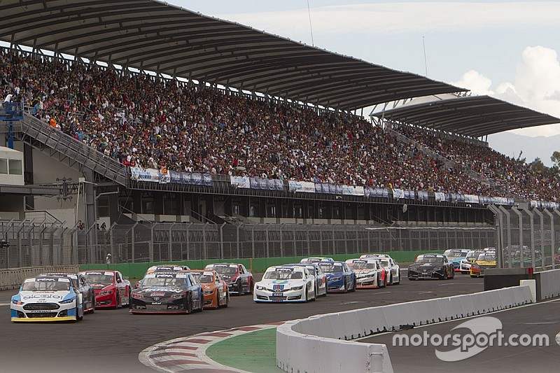 NASCAR México tendrá 12 fechas en 2017