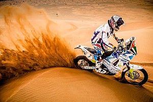 بدء العد التنازلي لمنافسات رالي دبي الصحراوي