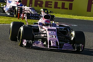 Formule 1 Interview Force India a trouvé Ocon