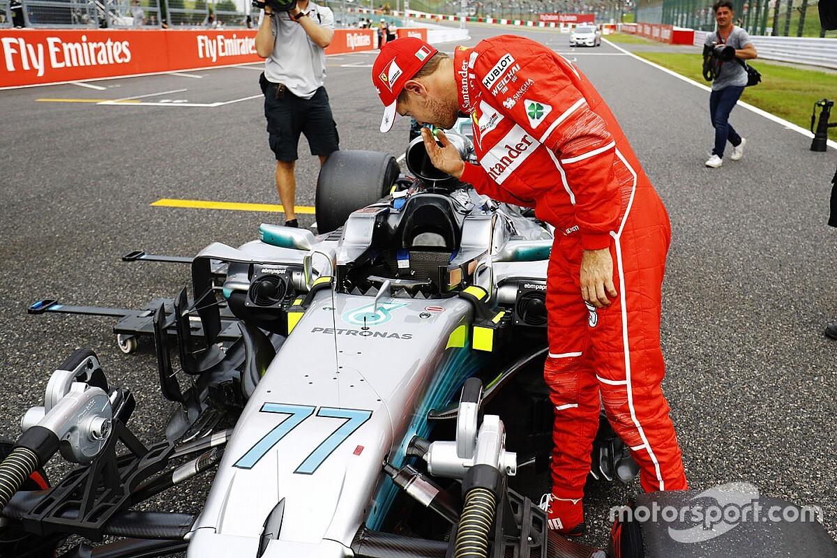 Mercedes вела переговоры с Феттелем. Но больше 10 лет назад