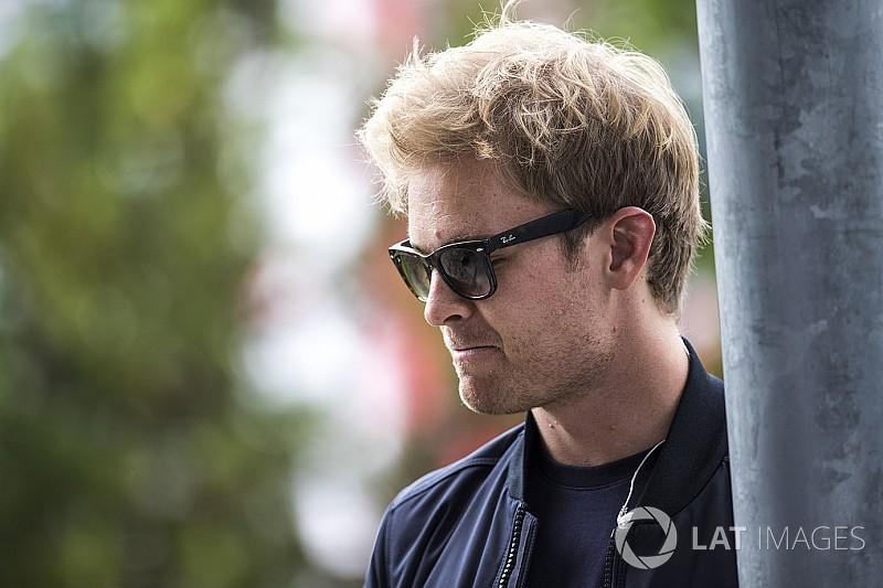 "Rosberg: ""Kubica è al 100% fisicamente, è pronto a tornare"""