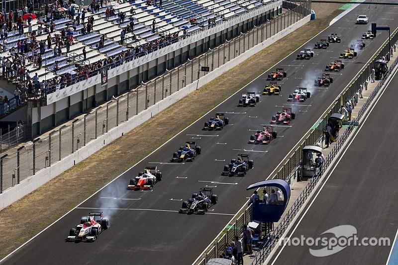 Svelato il calendario ufficiale della Formula 2 2018