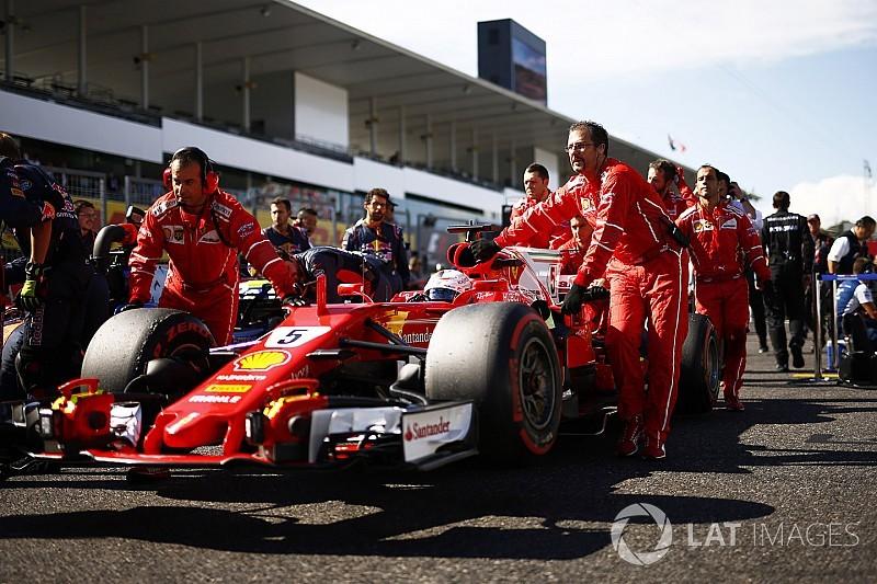"""Raikkonen encuentra los problemas de Ferrari """"un poco extraños"""""""
