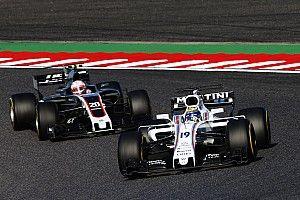 """""""Un punto es mejor que nada"""", dice Massa sobre el décimo lugar"""