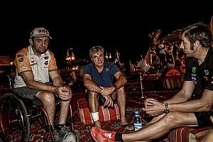 Todos los españoles del Dakar 2018