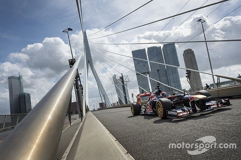 Hoe de Rotterdamse Formule 1-droom een stille dood stierf