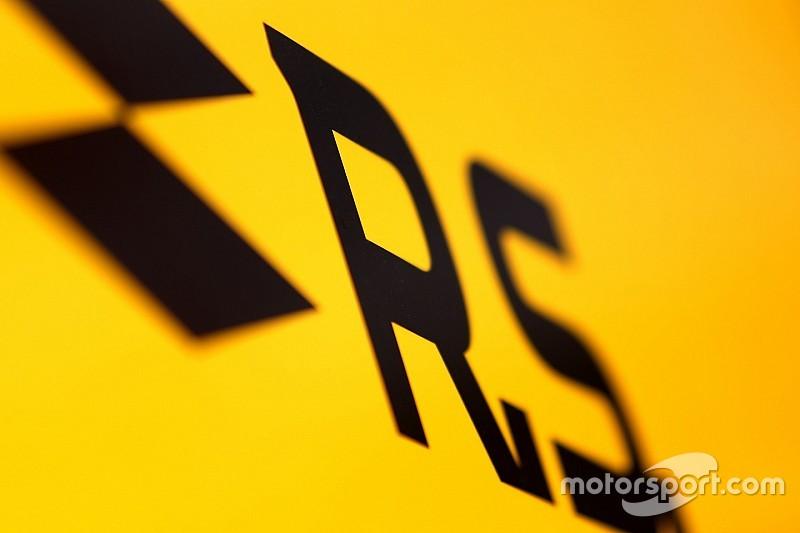 Renault Sport F1 Team cambia nombre y logotipo para 2019