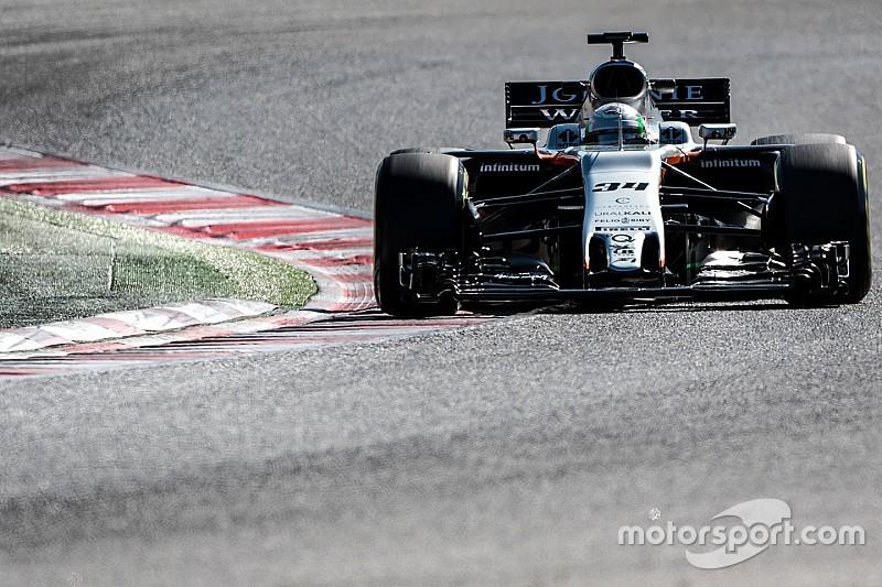 Alfonso Celis probará con Force India en Bahrein