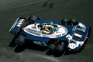 Gallery: All Tyrrell F1 cars since 1968