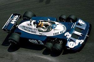 Az összes Tyrrell F1-es autó 1968 óta - szenzációs alkotások