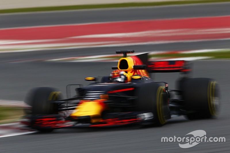 Verstappen pas inquiet malgré les problèmes du moteur Renault