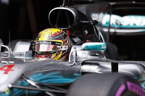 """Quarto colocado, Hamilton diz: """"Dei o máximo que pude"""""""