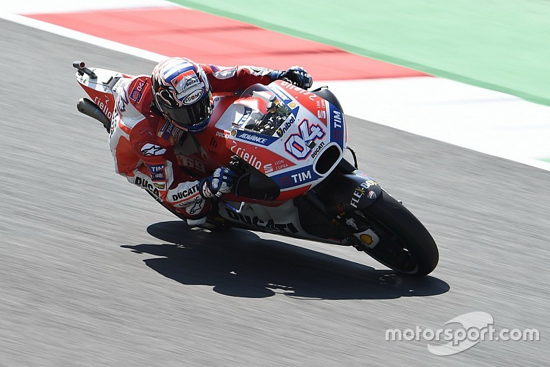 Dovizioso insists title challenge unlikely despite Mugello win